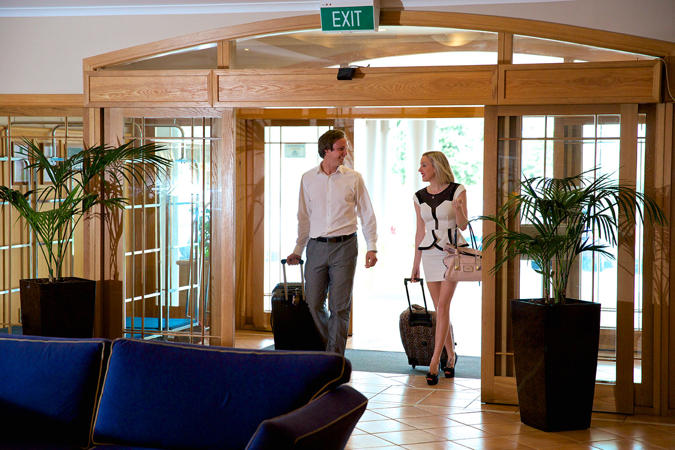 Brentwood Hotel - wellington accommodation